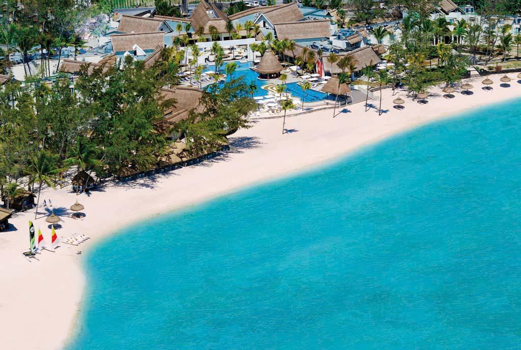 sejour hotel Ambre Ile Maurice
