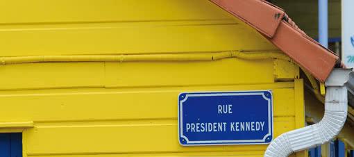 case créole rue du président Kennedy