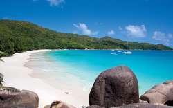 Anze Lazio aux Seychelles