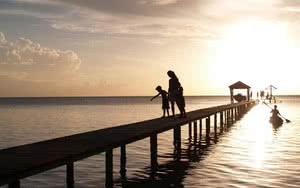 Pension : Sunset Beach Motel