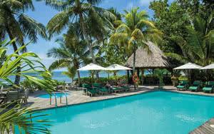COMBINÉ 2 ILES : PRASLIN + MAHÉ : Hôtels Indian Ocean Lodge + Coco d'or 07 nuits