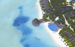 Hôtel Anantara Dhigu Resort