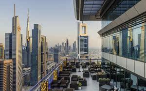 Hôtel Four Points by Sheraton Sheikh Zayed Road