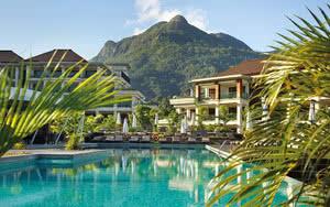 COMBINÉ 2 ILES : MAHÉ + PRASLIN Savoy Seychelles Resort & Spa + l'Archipel 07 nuits
