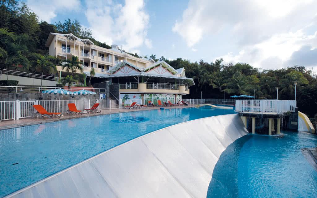 Martinique piscine goelette martinique Résidence La Goelette