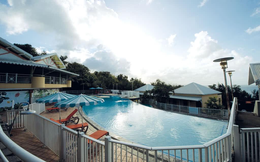 Martinique piscine hotel la goelette Résidence La Goelette