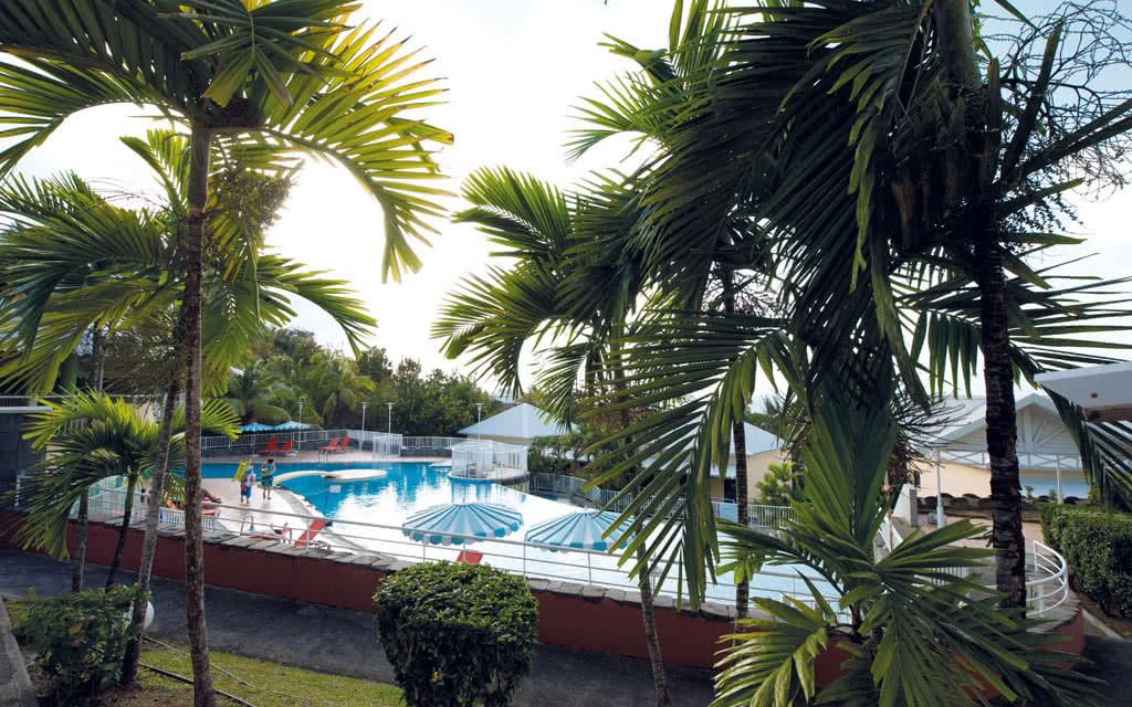 Martinique piscine la goelette Résidence La Goelette
