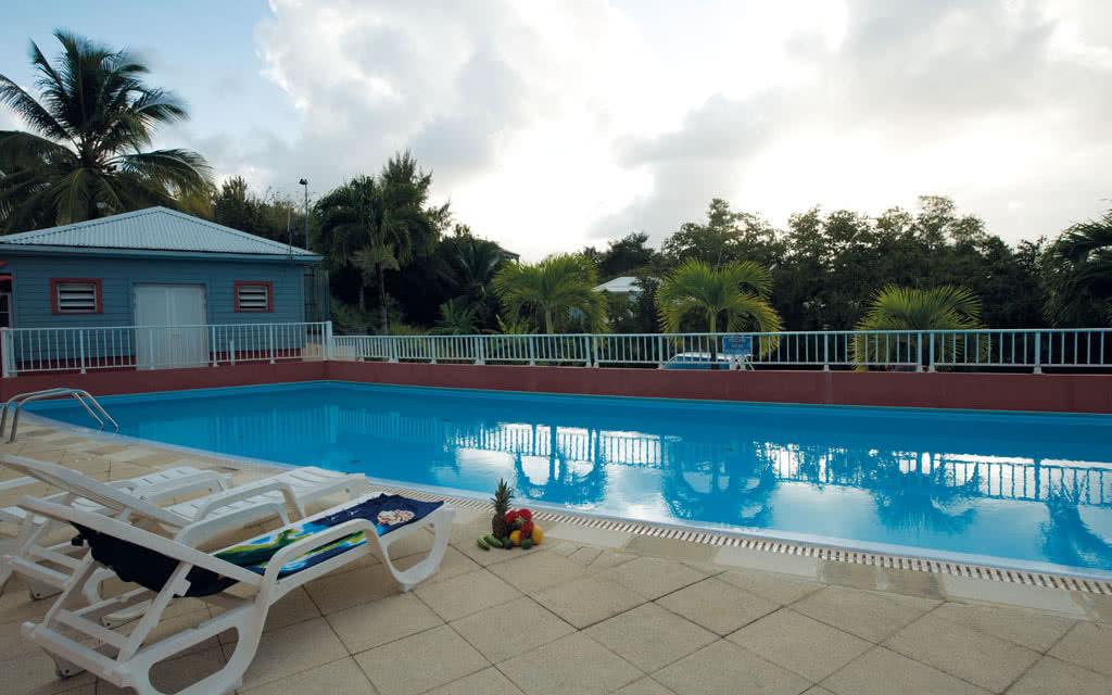 Martinique piscine goelette Résidence La Goelette