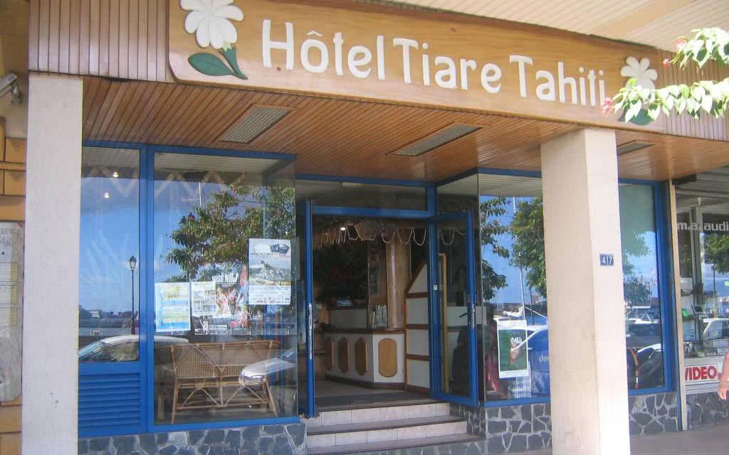 Tahiti  Hôtel Le Tiare