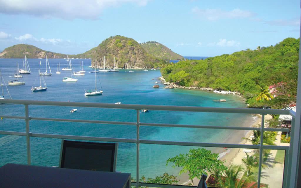 sejour et réservation aux Saintes (Caraïbes) avec  ~ Hotel Du Bois Joli Les Saintes
