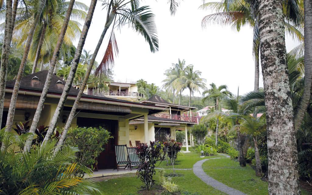 Hotel Residence Habitation Grande Anse Guadeloupe
