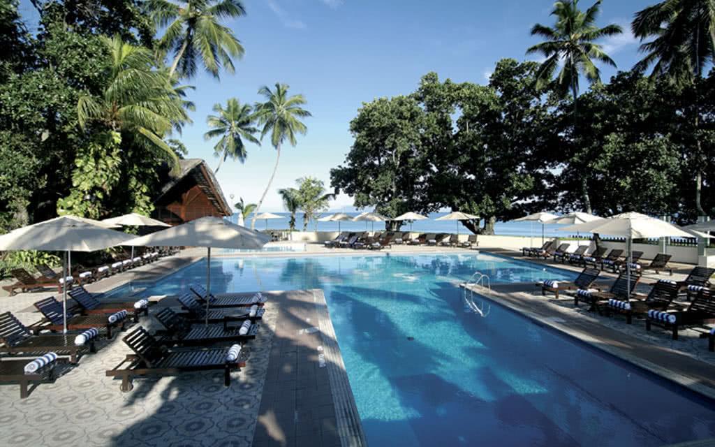 Hôtel Berjaya Beau Vallon Bay ***