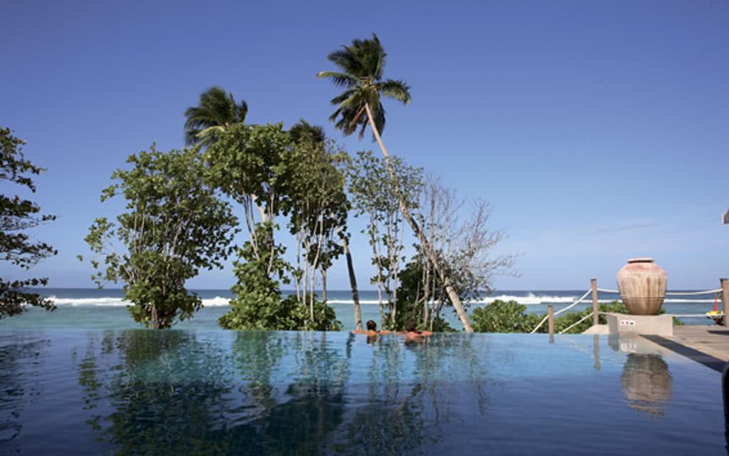 h tel allamanda beach resort spa 4 voyage seychelles s jour ile de mah. Black Bedroom Furniture Sets. Home Design Ideas