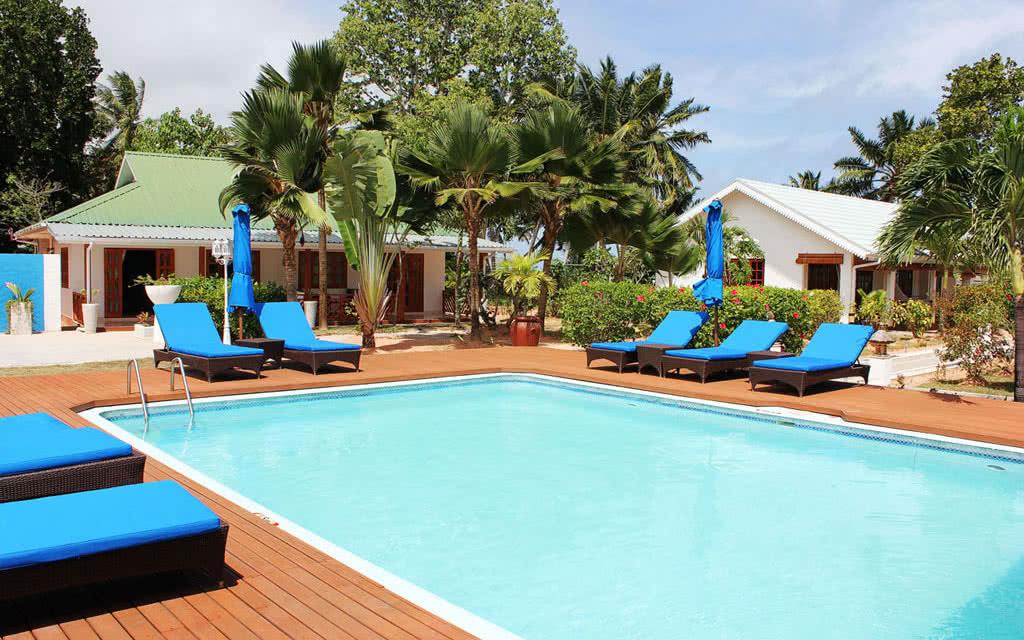 Hôtel villas de mer 3*