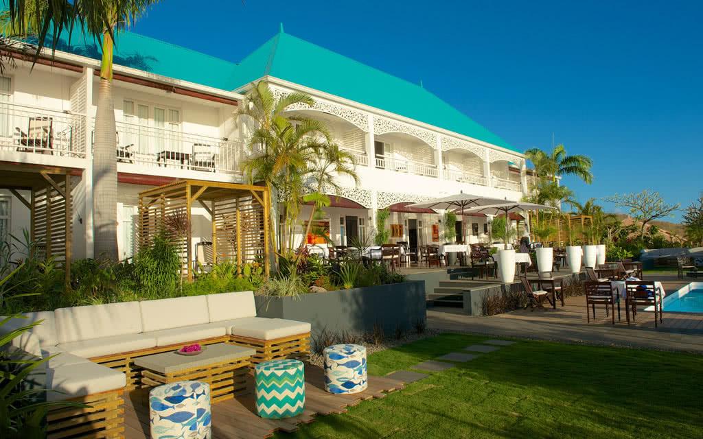 Blue Margouillat Seaview Hotel 4* - voyage  - sejour
