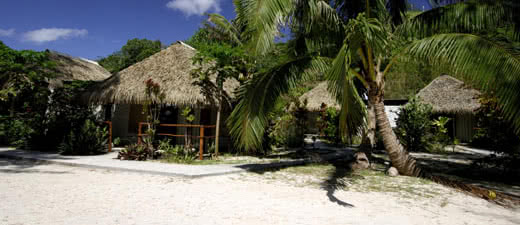 Pension : Rurutu Lodge