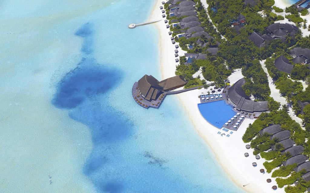 Hôtel Anantara Dhigu Resort & Spa 5* - voyage  - sejour