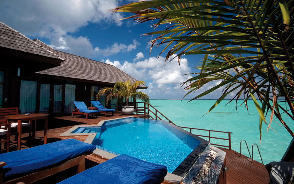 Hôtel Olhuveli Beach et Spa Resort 4*