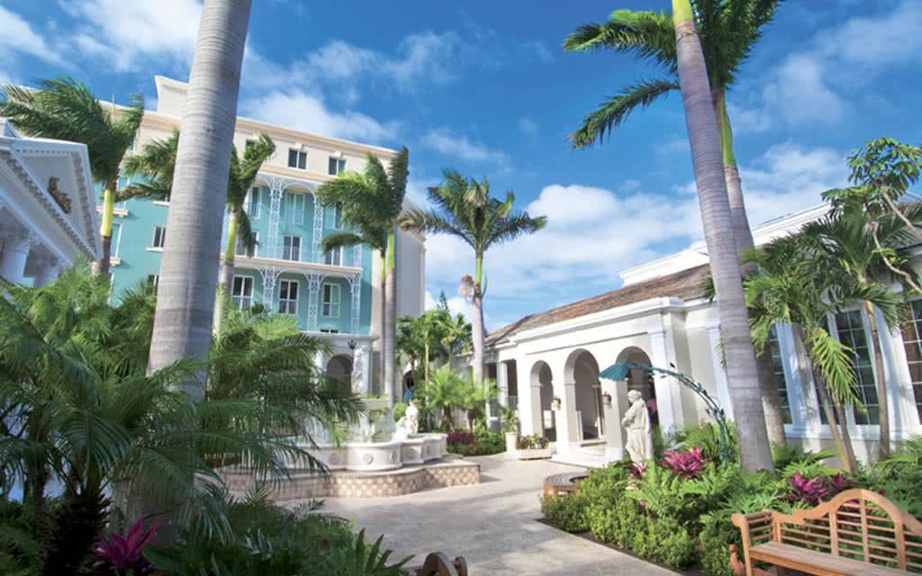 Hôtel Sandals Royal Bahamian Spa Resort 4* - voyage  - sejour
