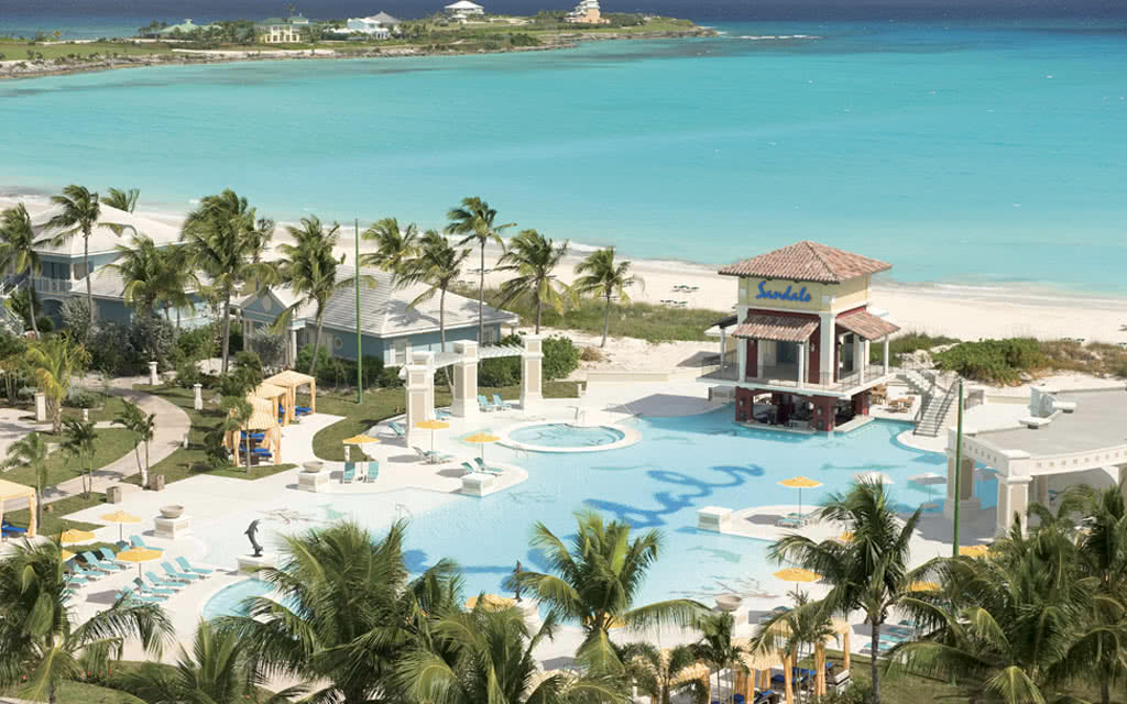 Hôtel Sandals Emerald Bay 5*