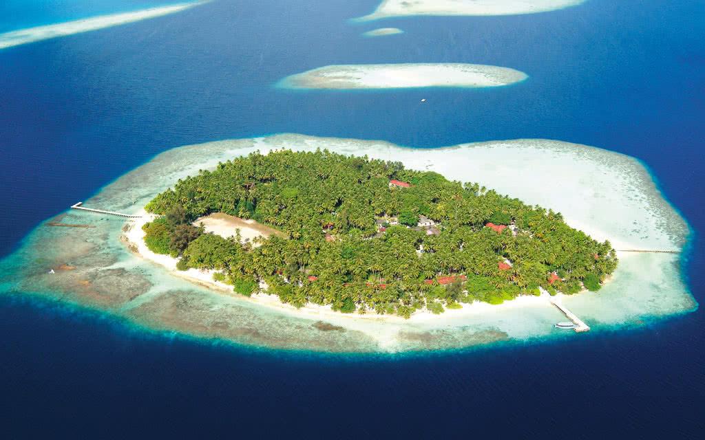 Maldives Hotel Pas Cher