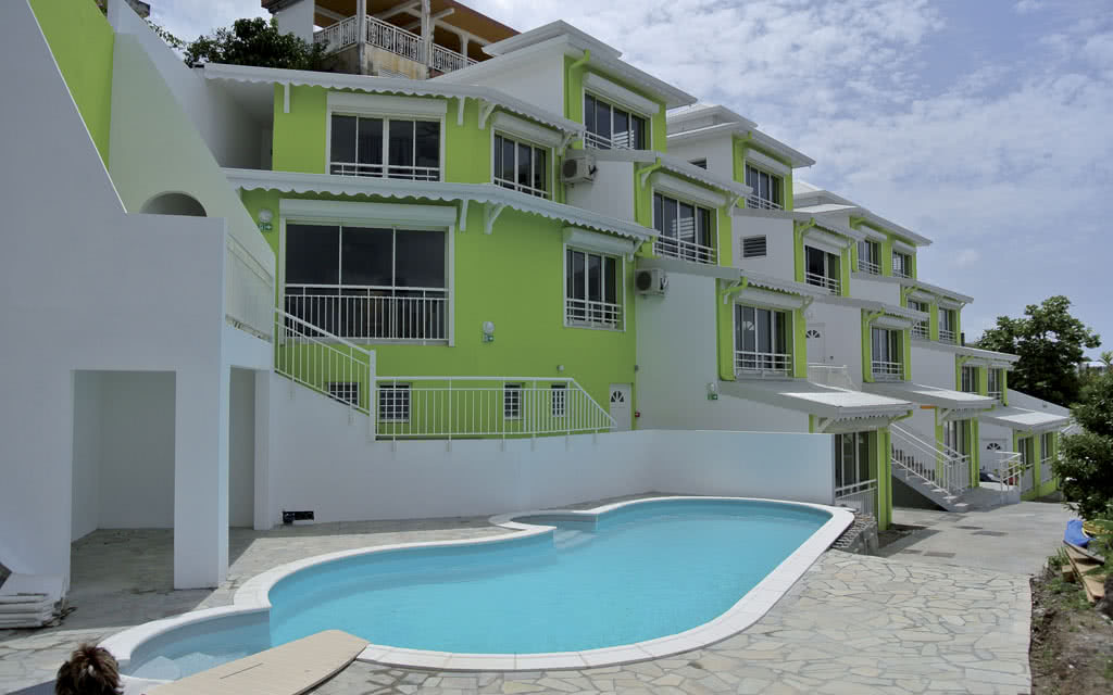 H tel la villa melissa 3 for Hotels 3 ilets