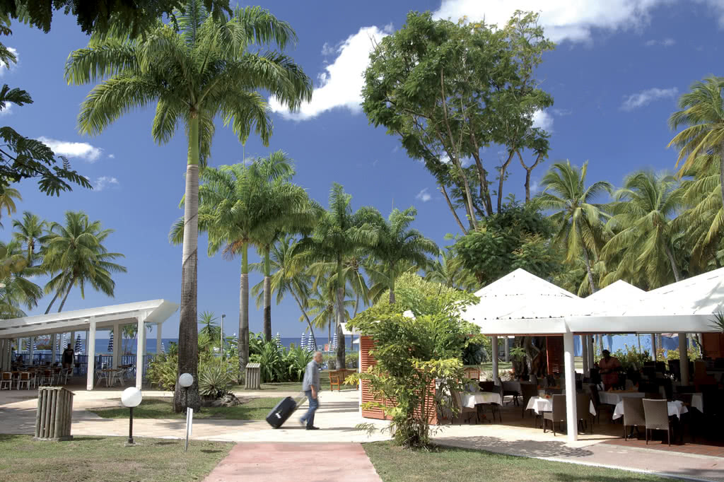 H tel club le marouba 3 voyage martinique s jour trois ilets for Hotels 3 ilets
