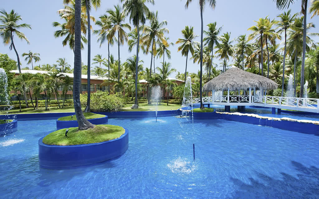 Hotel barcelo dominican beach 4 punta cana republique for Barcelo paris hotels