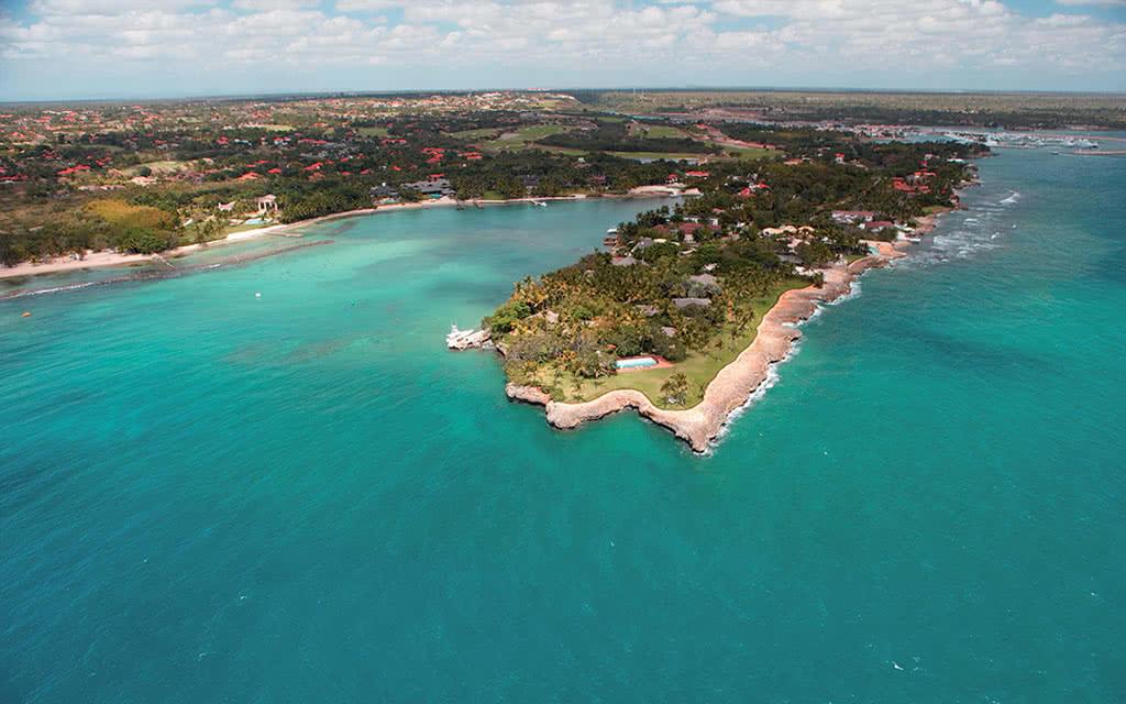 Ile Catalina (départ de Punta Cana)