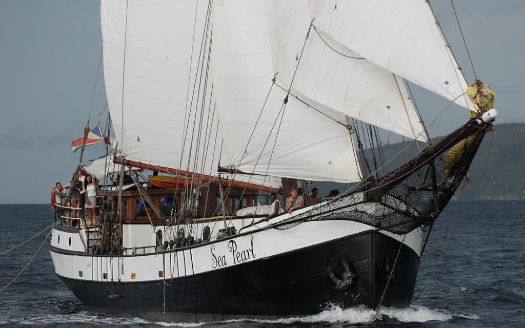 sea pearl ocean indien seychelles