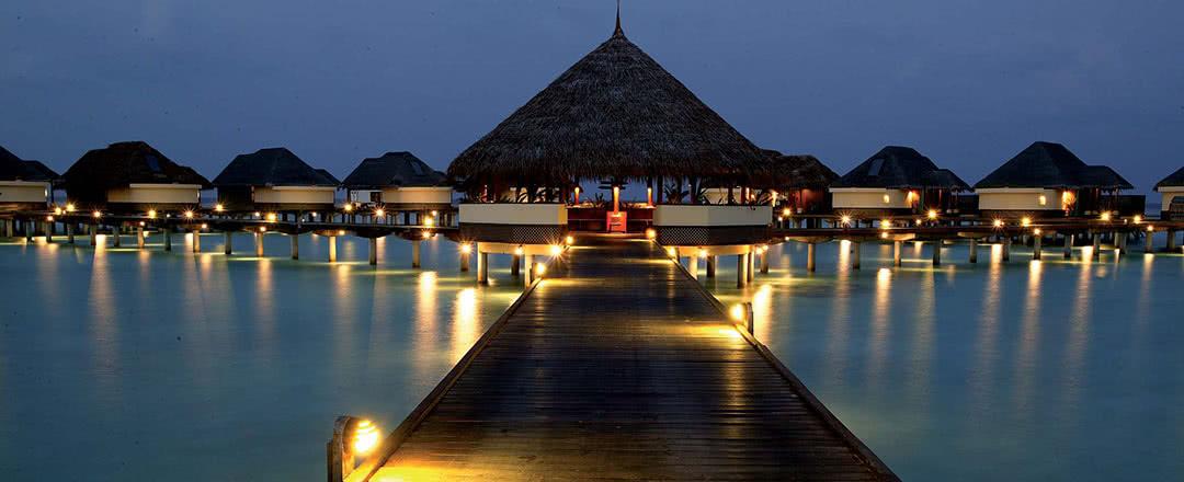 voyage pilotis maldives
