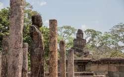 Vestiges de Polonnaruwa