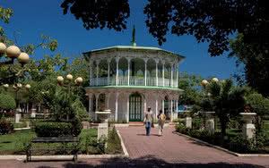 Parc central de Glorieta