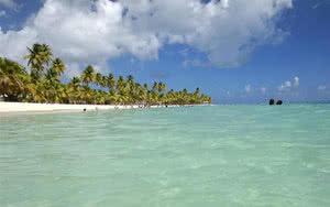 Plage de Sainte-Anne en Guadeloupe