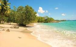 plage Hôtel Karibéa Amandiers