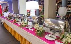buffet Hôtel Karibéa Amandiers