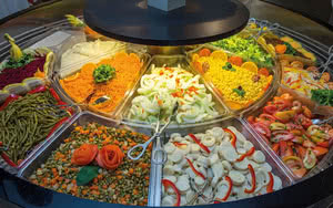 nourriture karibea caribia hotel