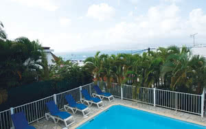 piscine caraibes