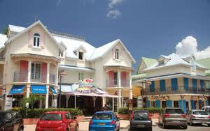 accueil hotel village creole