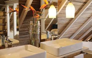 salle de bain H�tel Preskil Island Resort