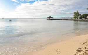 plage  Hôtel Coral Azur Beach Resort
