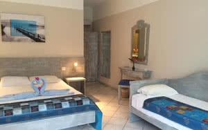 chambre  Hôtel Coral Azur Beach Resort