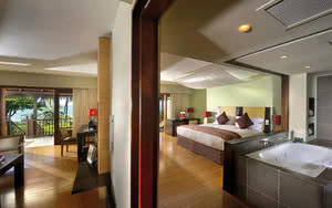 chambre suite Hôtel Sofitel Mauritius L'Imperial Resort & Spa