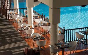 restaurant Hôtel Sofitel Mauritius L'Imperial Resort & Spa