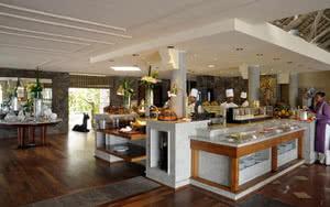 cuisine Hôtel Constance Le Prince Maurice