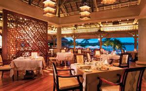 restaurant Hôtel Constance Le Prince Maurice