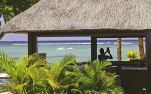 aquabar Hôtel Hilton Mauritius Resort & Spa