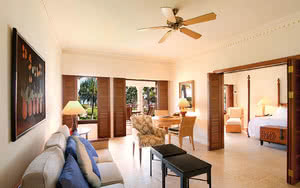 salon suite Hôtel Hilton Mauritius Resort & Spa