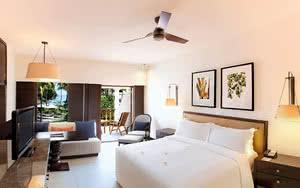 chambre Hôtel Hilton Mauritius Resort & Spa
