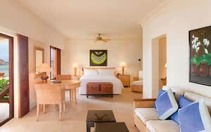chambre hilton mauritius